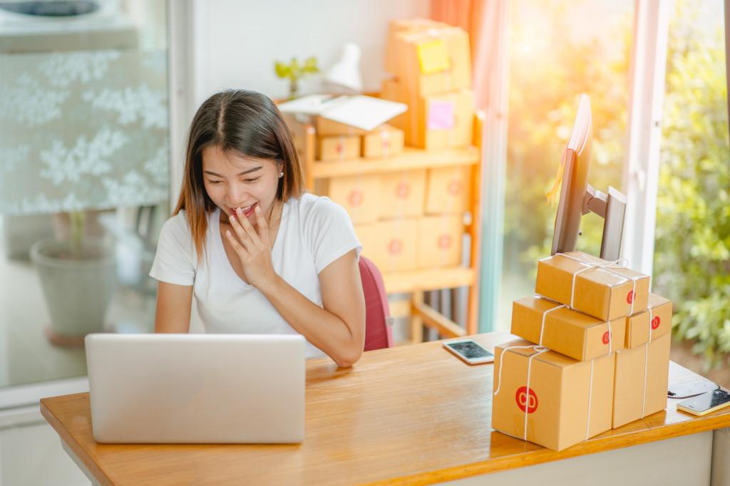 online seller